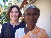 Abby trifft Lakshmi 2011