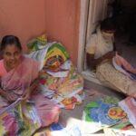 Handycraft im Om Shanthi Haus