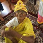 Janaki is hounored to be over ninety years old.