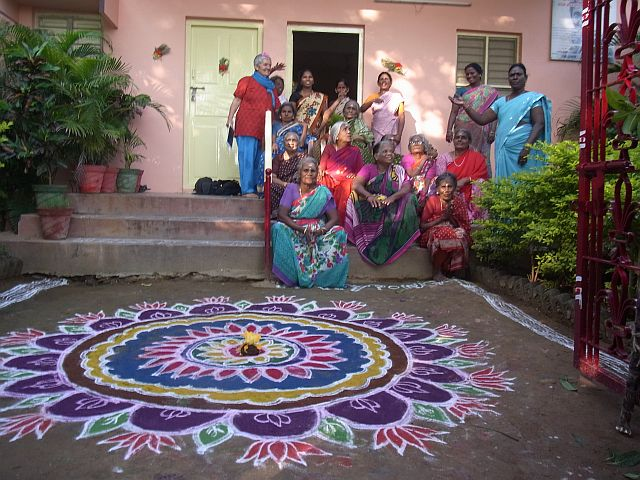 Mandala for Pongal