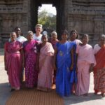 Visit of a famous temple.