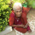 Sarata stammt aus Kerala. Sie wurde auf der Hauptstraße ausgesetzt.